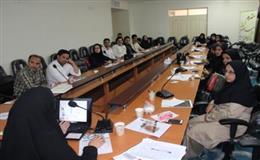 کارگاه آموزشی سامانه جامع بازرسی بهداشت محیط و حرفه ای